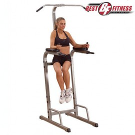 BEST FITNESS STAZIONE TOWER GYM 4 IN 1 BFVK10