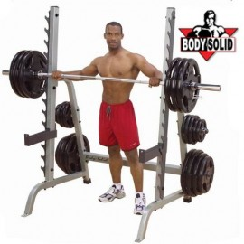 BODY SOLID OPEN RACK GPR370