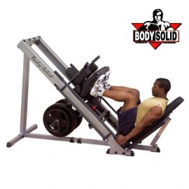 BODY SOLID MACCHINA GLPH1100 PRESSA SQUAT