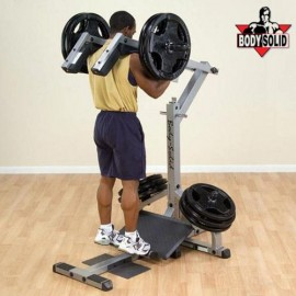 BODY SOLID MACCHINA SQUAT GSCL360
