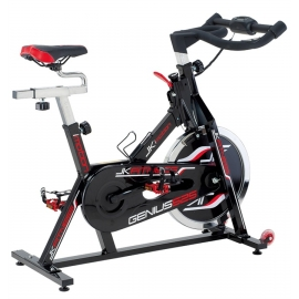 JK FITNESS SPIN BIKE NEW GENIUS 525