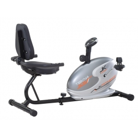 JK FITNESS CYCLETTE RECUMBENT NEW TEKNA 305