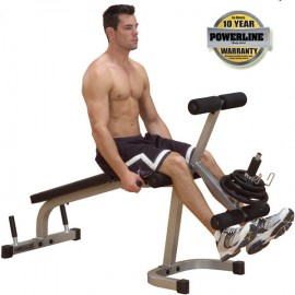 POWERLINE PANCA 2 IN 1 PLCE165X LEG EXTENSION LEG CURL