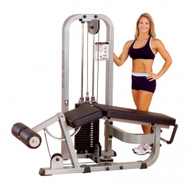 BODY SOLID PRO CLUB LINE LEG CURL SLC400G/2