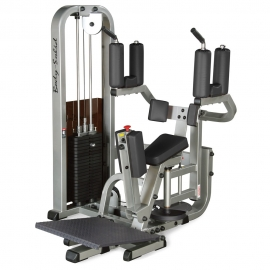 BODY SOLID PRO CLUB LINE ROTARY TORSO MACHINE SOT-1800