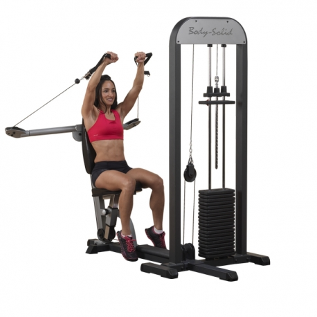 BODY SOLID PROSELECT MULTI-FUNCTIONAL PRESS GMFP-STK