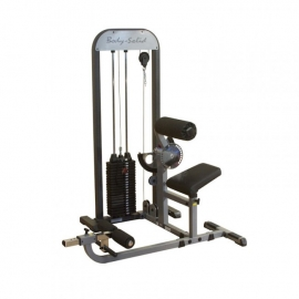 BODY SOLID PROSELECT AB & BACK MACHINE GCAB-STK