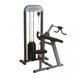 BODY SOLID PROSELECT BICEPS & TRICEPS MACHINE GCBT-STK