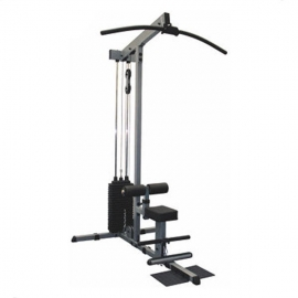 BODY SOLID LAT MACHINE GLM84 - PACCO PESI 95 KG INCLUSO