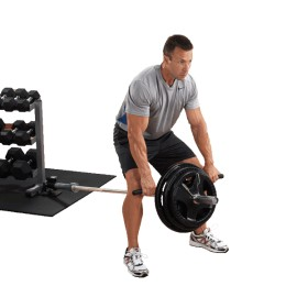BODY SOLID TBR10 T-BAR ROW SYSTEM