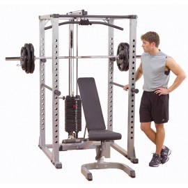 BODY SOLID POWER-RACK SYSTEM GPR378F